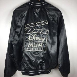 Disney MGM Studios Black Directors Jacket XL USA